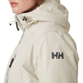 Helly Hansen Long Belfast Winter Jacket Women, blanco